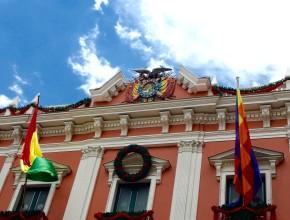 Praça Principal La Paz