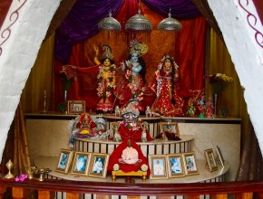Altar Krishna