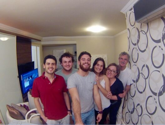 Família do Rafa